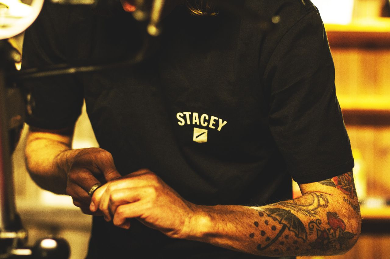 Stacey Clothing on our racks