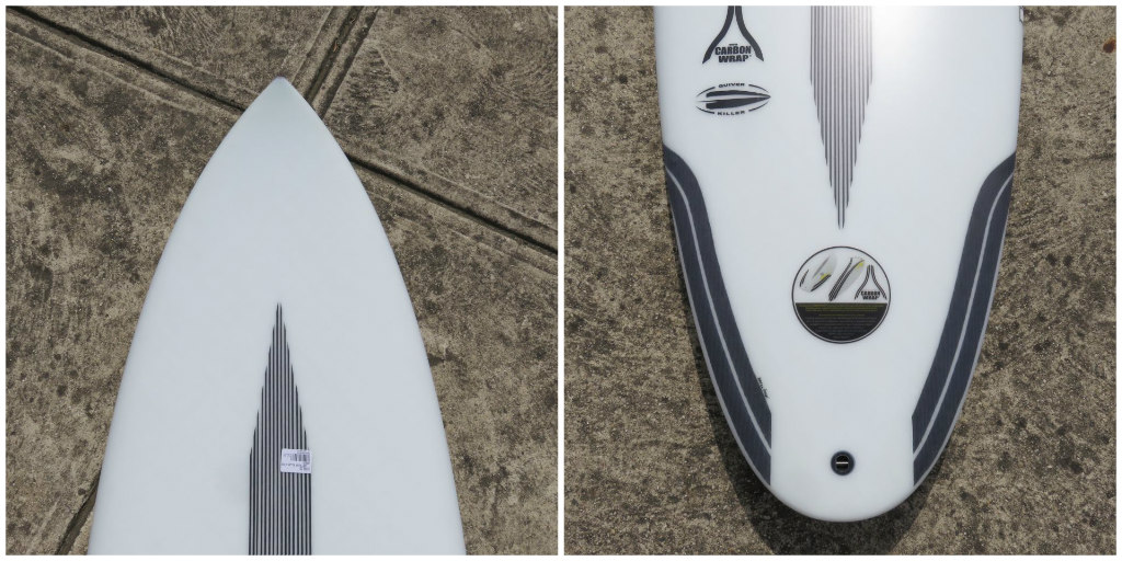 ...Lost Carbon Wrap Quiver Killer Collage 1