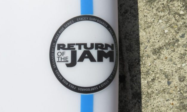 Stacey Return Of The Jam Model