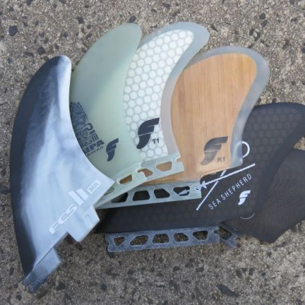 Fin Choices for Twin Fins