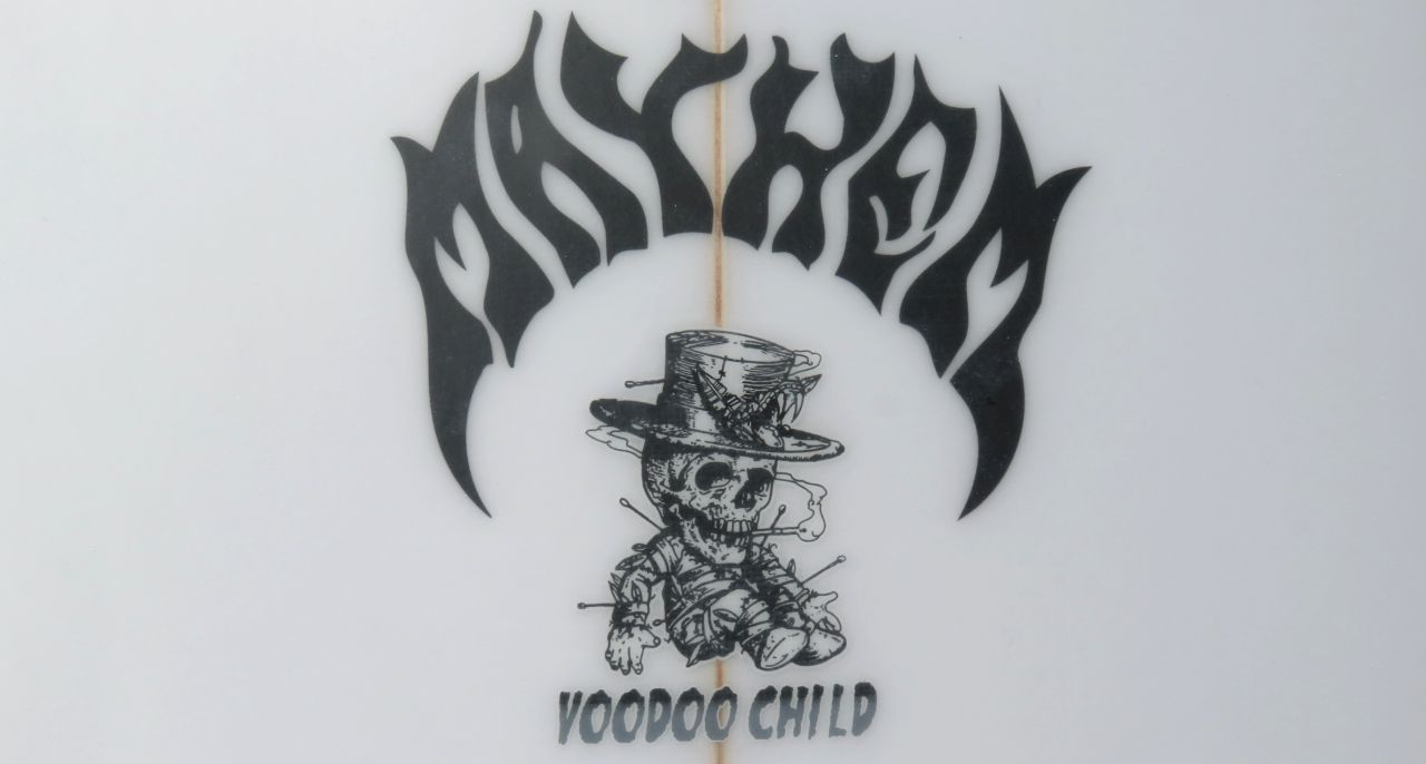 ...Lost Voodoo Child Model