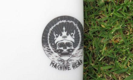 Stacey Machine Head Restock