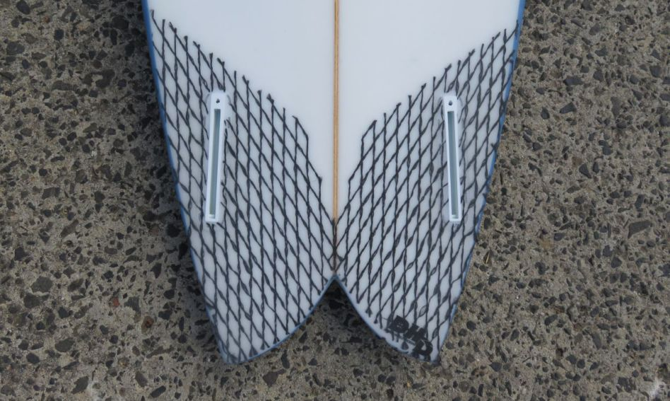 Twin Fin Surfboard Models