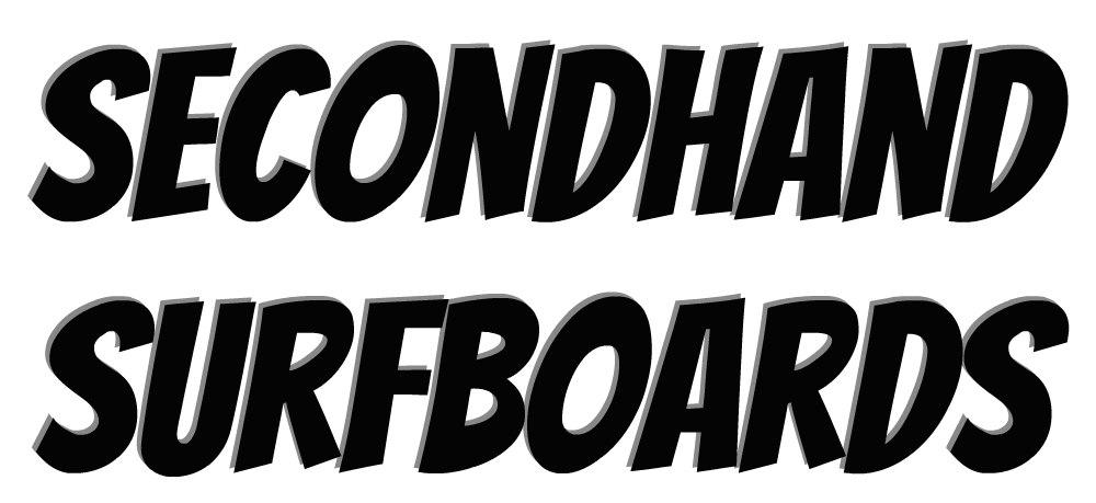 Recent Secondhand Surfboards