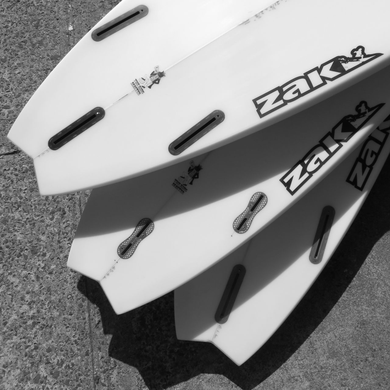 Restock of Zak Surfboard Models