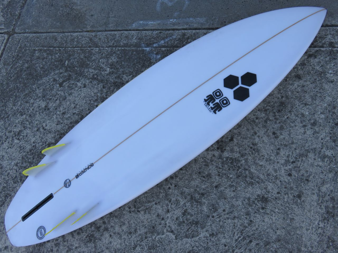 New on the Secondhand Surfboard Rack Channel Islands Shelter