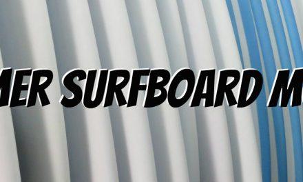Summer Surfboard Models