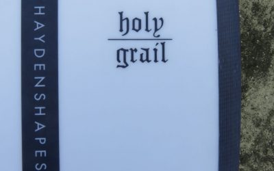 Hayden Shapes Holy Grail now in store