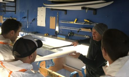 2018 Surfboard Studio Courses now taking bookings