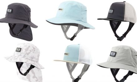 Ocean & Earth Surf Hats