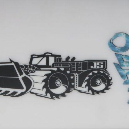 JS Industries Nitro Model