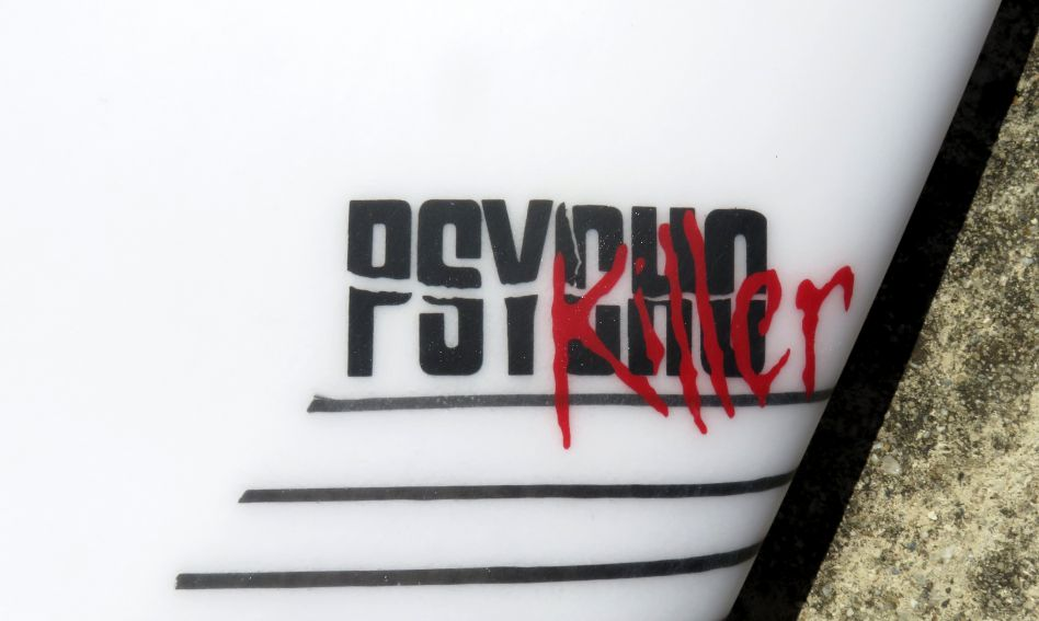 …Lost Psycho Killer now in store