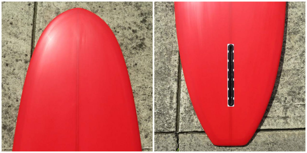 Traditional Zak Longboard Shapes Collage 2