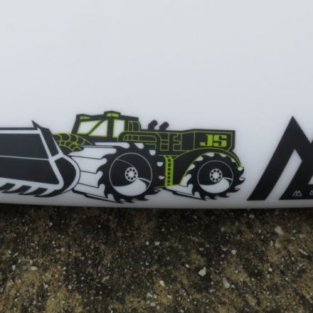 JS Industries Monsta 8 now on our racks