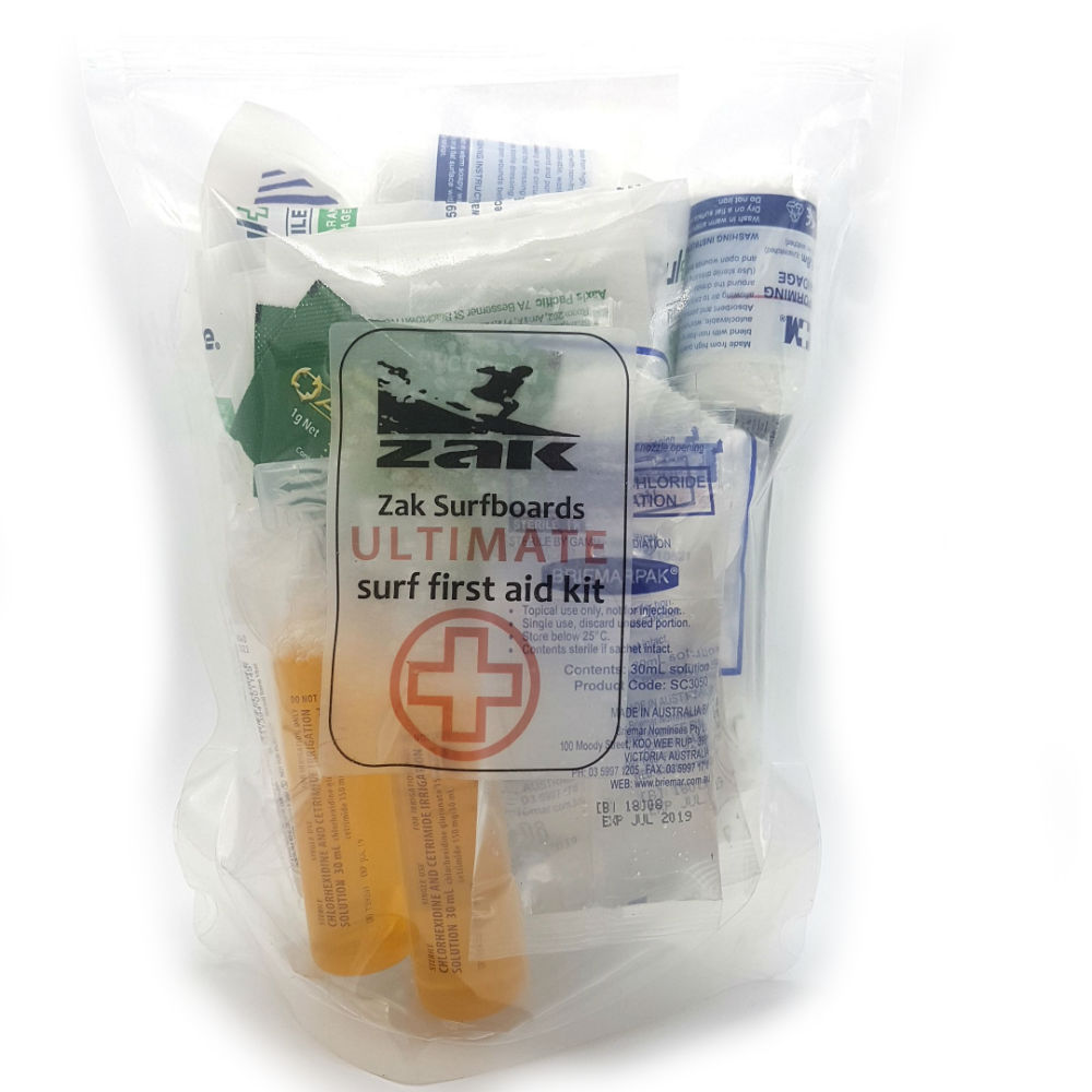 A First Aid Travel Kits Surf Blog Feature Image
