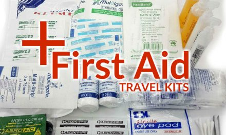 First Aid Travel Kits for Surfers