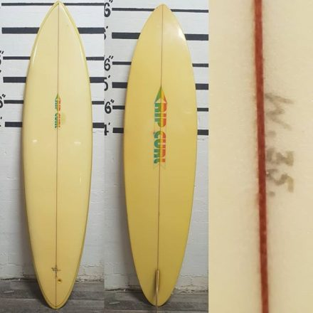 For Sale Wayne Lynch Ripcurl number 35 single fin