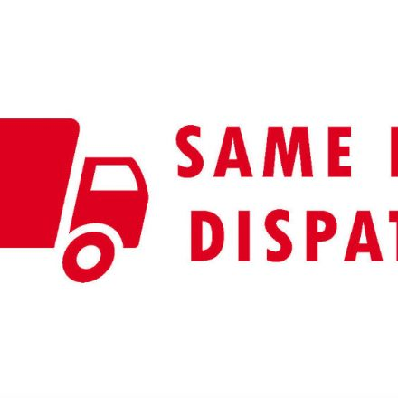 Same Day Dispatch for orders Online