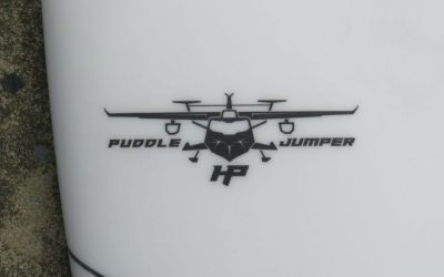 …Lost Puddle Jumper HP