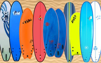 Soft Surfboard Prices – What are you paying for?