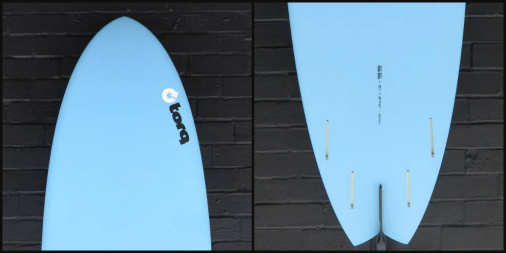 Torq Surfboards Mod Fish TET Collage 2