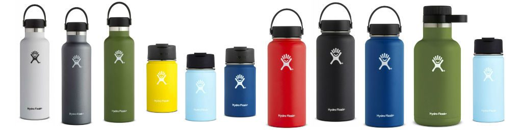 Hydro Flask Range Image