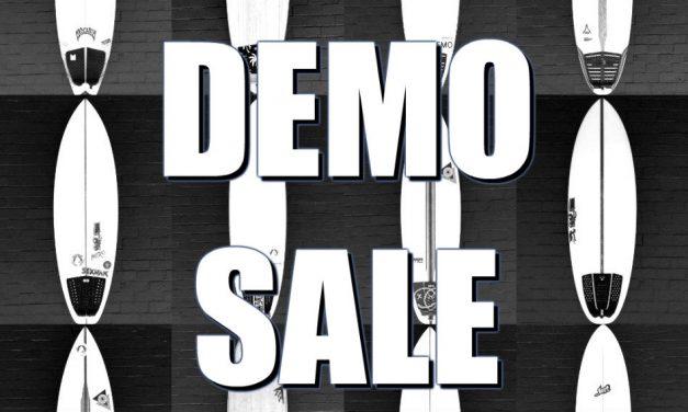 Ex-Demo Sale