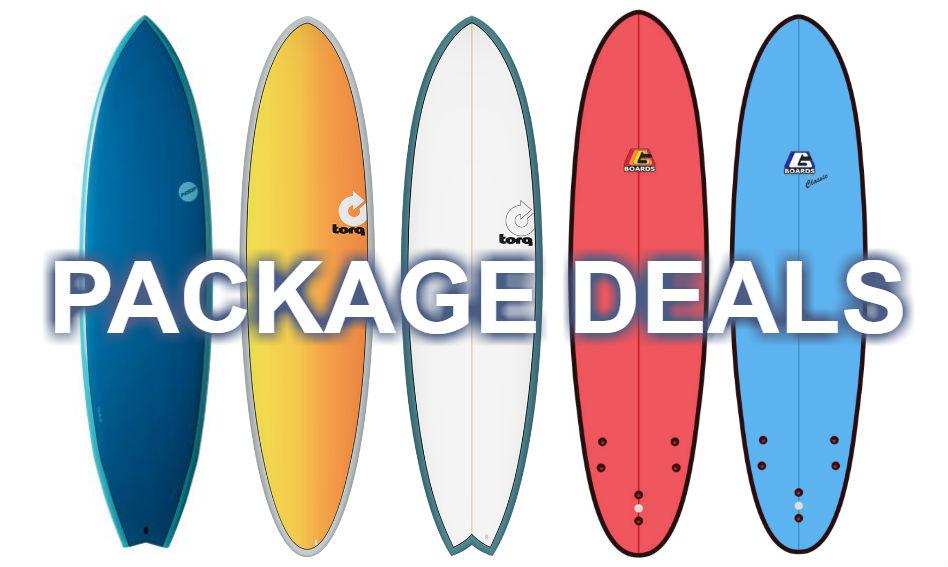 Summer Board Package Deals 2019/2020