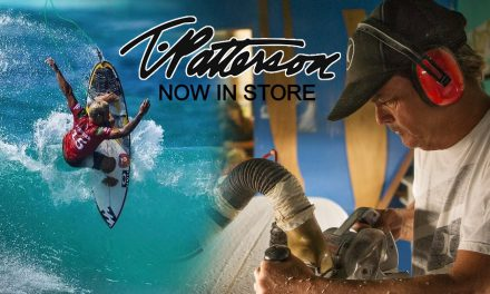 Timmy Patterson Surfboards now in store